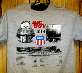 T-Shirt Big Boy 4014 Spec Tee
