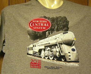 T-Shirt New York Central NEW