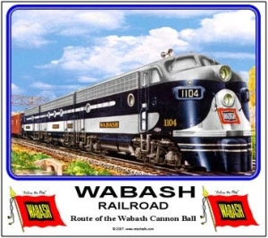 Mouse Pad Wabash F-Diesel