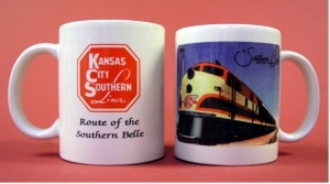 Coffee Mug KCS Wide Body