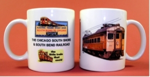 Coffee Mug Southshore Trolley