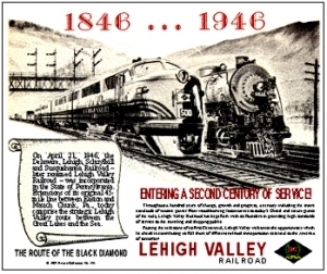 Tin Sign Lehigh Valley 100 collage