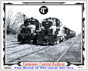 Tin Sign TC Passing Local