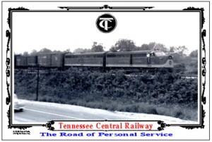 Tin Sign TC Over the road freight 801