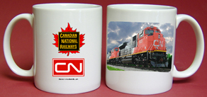 Coffee Mug Canadian National