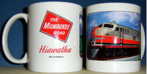 Coffee Mug Milwaukee E-Diesel