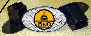 Hitch Cover B&O Logo