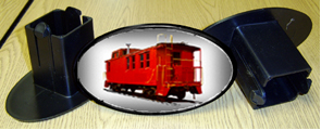 Hitch Cover Red Caboose