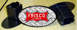 Hitch Cover FRISCO Logo