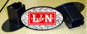 Hitch Cover L&N Logo