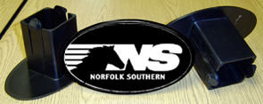 Hitch Cover Norfolk Southern Logo