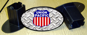 Hitch Cover Union Pacific Logo