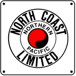 NP Northcoast Drumhead 6x6 Tin Sign