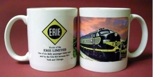 Coffee Mug ERIE E-unit diesel