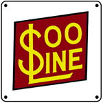 SOO Logo 6x6 Tin Sign