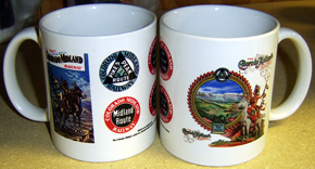 Coffee Mug Colo Midland Hagerman Pass