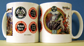 Coffee Mug Colo Midland Hell Gate
