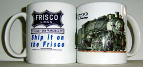 Coffee Mug Frisco 1522