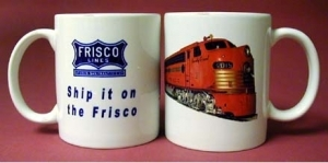 Coffee Mug Frisco E-Diesel
