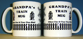 Coffee Mug Grandpas Mug