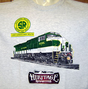 T-shirt Southern NS Heritage Diesel