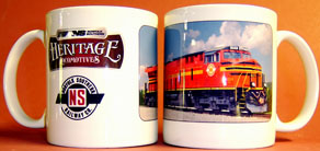 Coffee Mug NS Old NS Heritage