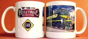 Coffee Mug ERIE NS Heritage