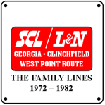 Family Lines Logo 6x6 Tin Sign