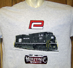 T-Shirt Penn Central NS Heritage