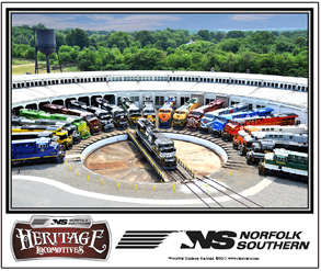 Mouse Pad Heritage Fleet by Turntable