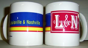 Coffee Mug L&N Logo