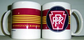 Coffee Mug PRR Logo