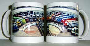 Coffee Mug NS Heritage Turntable