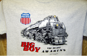 T-Shirt Big Boy 4014 Ash Tee