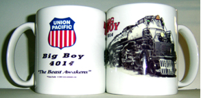 Coffee Mug Big Boy 4014