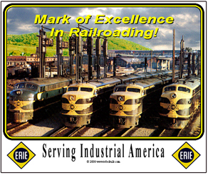 Mouse Pad ERIE Service Facility