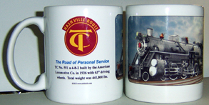 Coffee Mug TC 551 Steam
