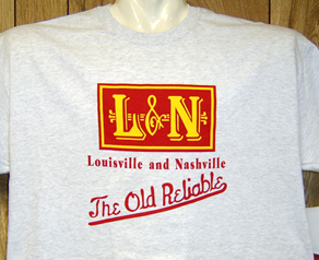 T-Shirt L&N Old Reliable Logo
