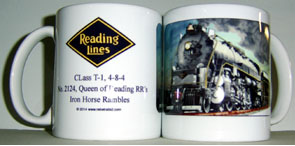 Coffee Mug Reading T-1 Class
