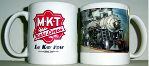 Coffee Mug KATY FLYER Steam
