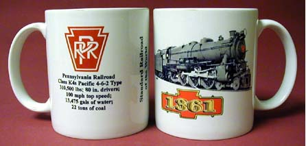 Coffee Mug PRR K4 No1361