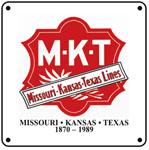 Katy MKT Lines 6x6 Sign