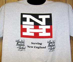 T-shirt New Haven Logos
