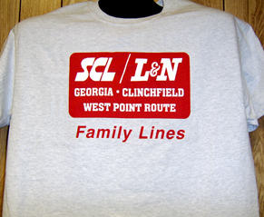 T-Shirt Family Lines