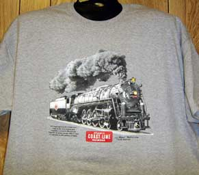 T-Shirt ACL R-1 Steam