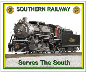 Mouse Pad Southern 4501 Steam