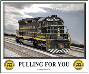 Mouse Pad SCL SD45 Diesel