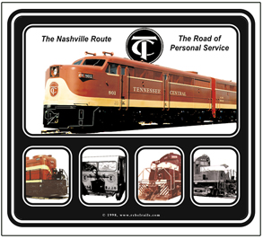 Mouse Pad Tennessee Collage
