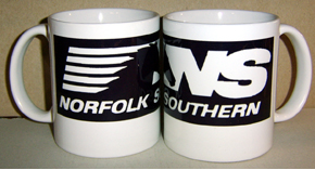 Coffee Mug NS Logo