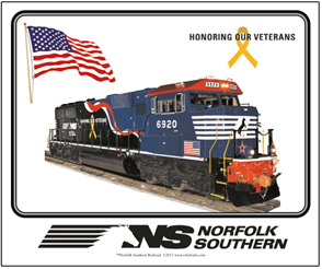 Mouse Pad NS Veterans Tribute Diesel